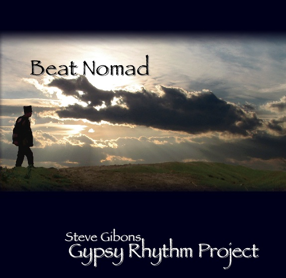 Beat Nomad CD Cover